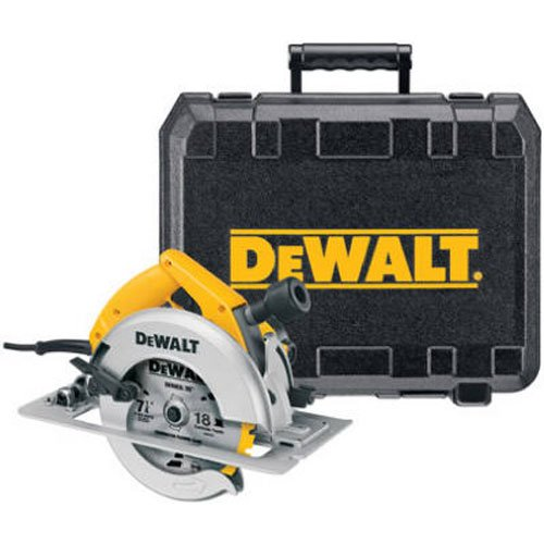 DEWALT DW364K 7-1/4-Inch Circular Saw with Electric Brake by DEWALT