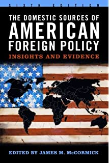 Amazon american foreign policy since world war ii the domestic sources of american foreign policy insights and evidence fandeluxe Gallery