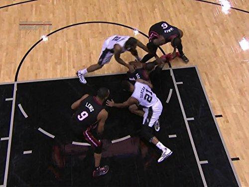 Miami Heat at San Antonio Spurs, Game 5 ()