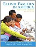 Ethnic Families in America : Patterns and Variations Plus MySearchLab with EText, Wright, Roosevelt H. and Mindel, Charles H., 0205863558