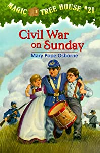 Civil War On Sunday Magic Tree House 21 Book By Mary