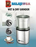 BalajiUsa Wet & Dry Grinder