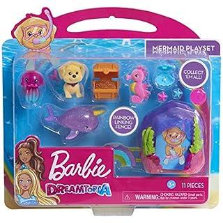 Barbie Dreamtopia Figure Mermaid Playsets