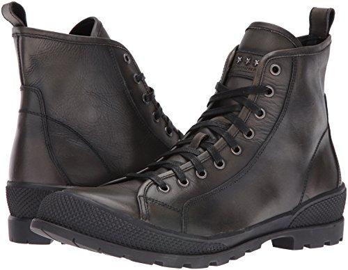 John Varvatos Men's Heyward Lace Winter Boot, Black, 11 M US