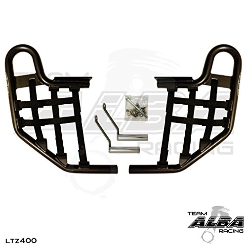 nerf bars for dvx 400 - 4