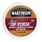 Martinson Single Serve Coffee Capsules, Hot Cocoa, 24 Count
