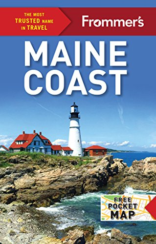 Frommer's Maine Coast (Complete Guide)