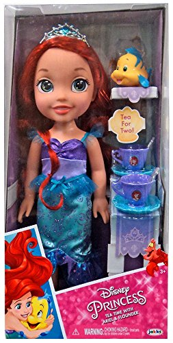 Disney Princess Tea Time with Ariel and ()