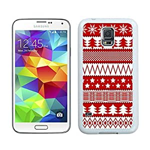 Popular Sell Merry Christmas White Samsung Galaxy S5 Case 27