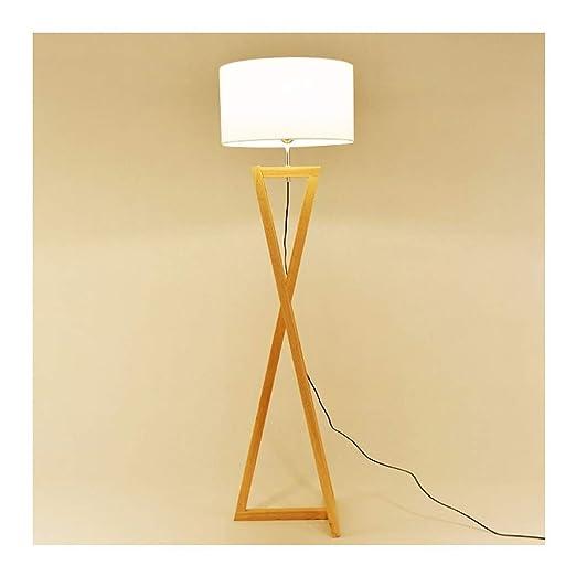Lámpara de pie Jue Moda Japonesa Sala de Estar Creativa Dormitorio ...
