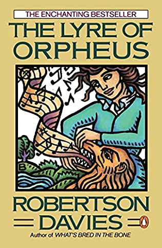 book cover of The Lyre of Orpheus