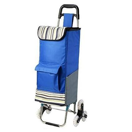 27df69dadcc0 Amazon.com: Yalztc-zyq16 Lightweight Wheeled Shopping Trolley Bag ...