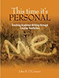 This Time It's Personal, John S. O'Connor, 0814154301