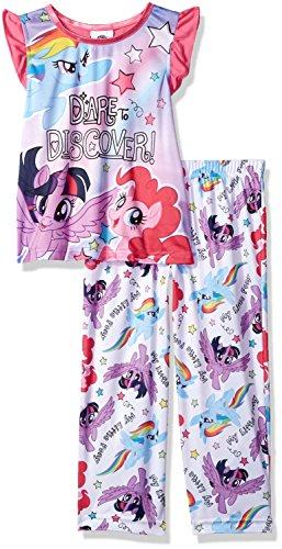 My Little Pony Girls Magical 2-Piece Pajama Set