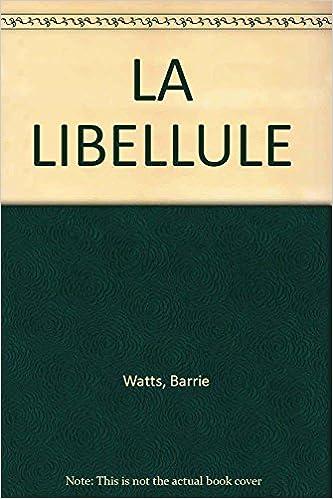 Livre gratuits LA LIBELLULE pdf ebook