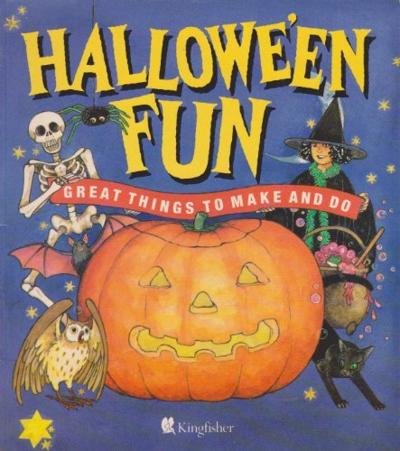 Hallowe'en Fun: Great Things to Make and Do by Abigail Willis (1994-06-30)
