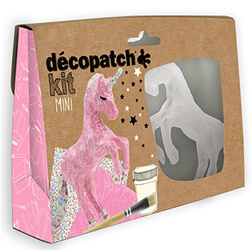 Decopatch-Decoupage-Mini-Kit-Unicorn