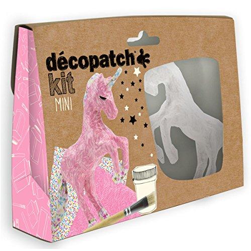 Decopatch-Decoupage-Mini-Kit-Unicorn