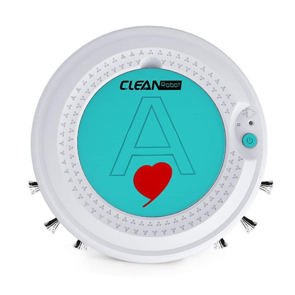 Dkings Robot Aspirador, Robot de Barrido de Carga USB de Alta ...