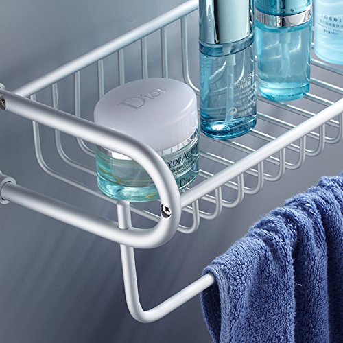 on sale Space aluminiumU basket/Bathroom racks/ bathroom Towel rack-A