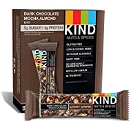 KIND BAR DRK CHOC MOCHA ALMND, 1.4OZ, pack of 12