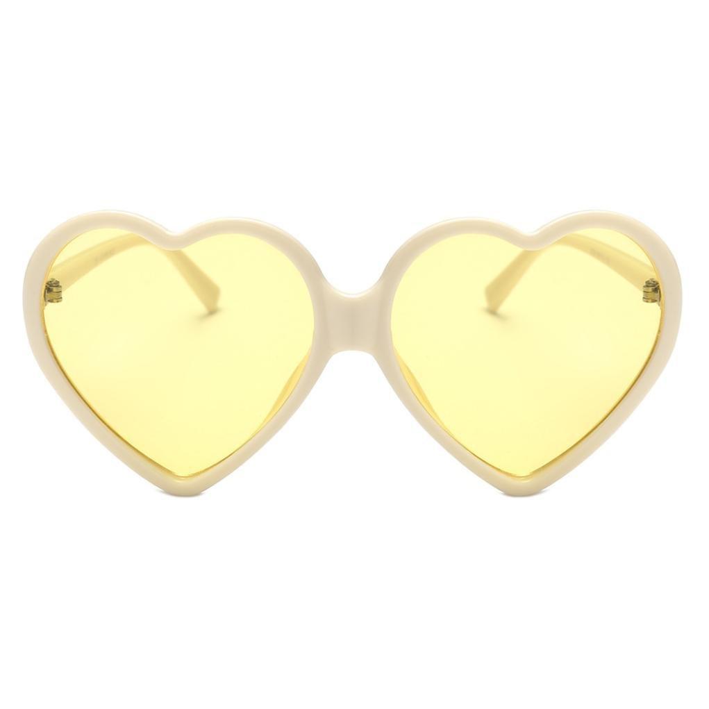 Amazon.com: umfun Unisex de moda en forma de corazón tonos ...