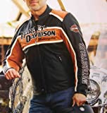 Harley-Davidson® Men's Classic Cruiser Leather Jacket. 98118-08VM