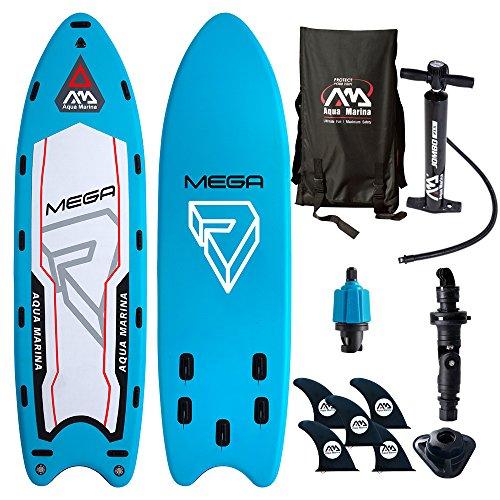 Aqua Marina Mega 18 1 Quot Extra Large Inflatable Sup Paddle