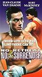 No Retreat No Surrender [VHS]