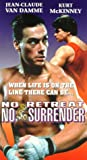 No Retreat, No Surrender VHS Tape