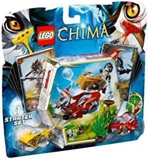 Lego Chima CHI Battles Playset - 70113.