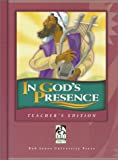In God's Presence Teacher's Edition (grades 9-12), Coart Ramey, 1579243789