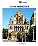 img - for Modern Architecture / 1 (History of World Architecture) book / textbook / text book