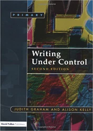 Book Writing Under Control: Teaching Writing in the Primary School 2nd (second) Edition (2003)