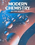 Section Reviews for Modern Chemistry 1990, Tzimopoulo, 0030218780