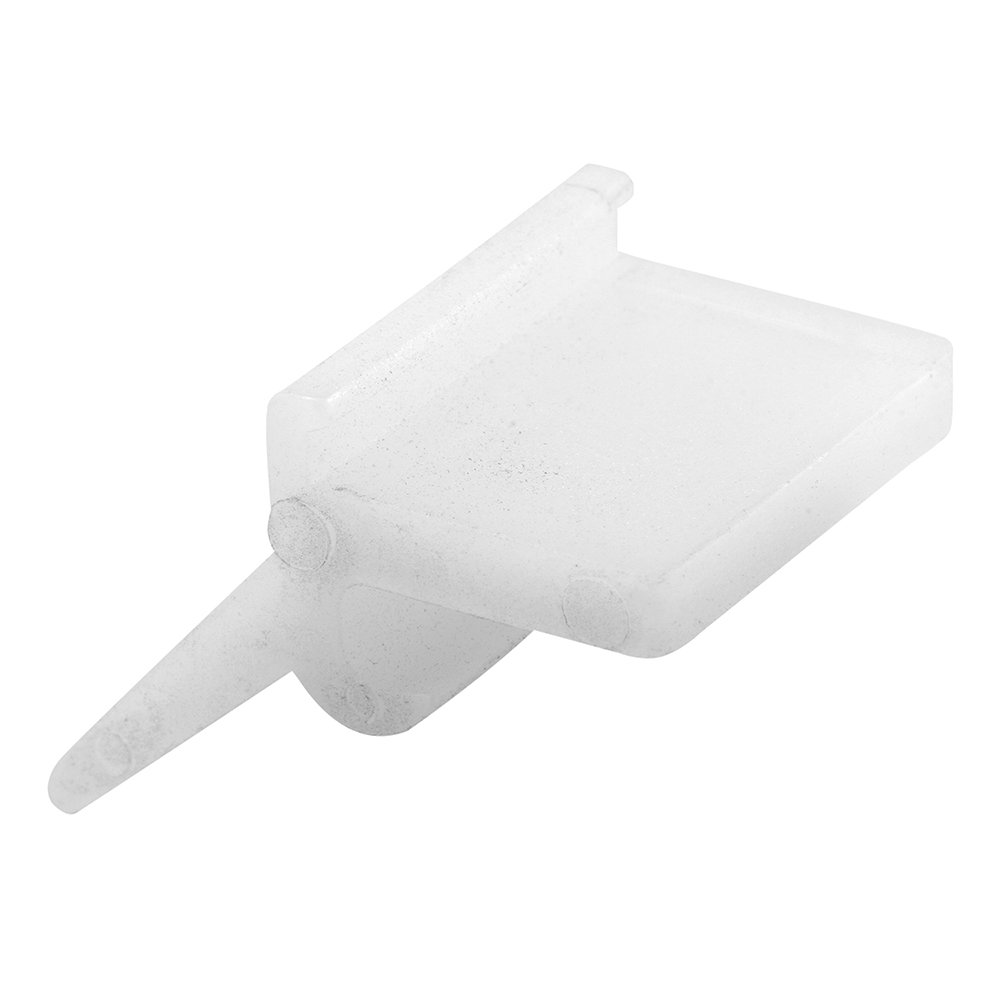 Prime-Line Products PL 7964 Self-Locking Storm Door Clip, Nylon White, 8-Pack