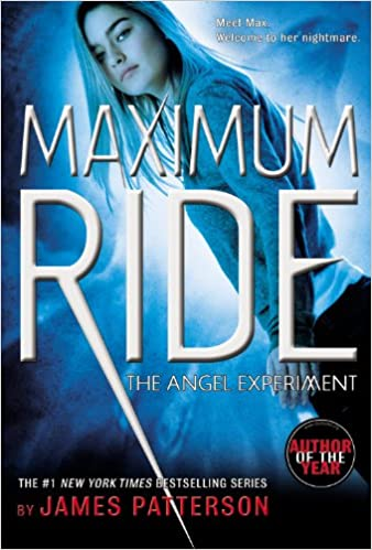 ``REPACK`` The Angel Experiment: A Maximum Ride Novel (Book 1). Acciones material thought Georgia given