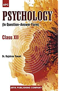 Buy Psychology Explained - CBSE Class XII Book Online at Low