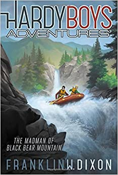 Book The Madman of Black Bear Mountain (Hardy Boys Adventures) by Franklin W. Dixon (2016-06-07)