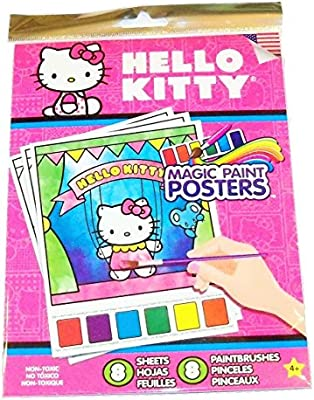 Amazon.com: Savvi – Póster de hello kitty Party Pack ~ 8 ...