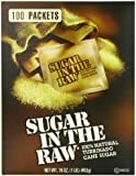 Sugar In The Raw, 16-Ounce Container (Pack of 4)