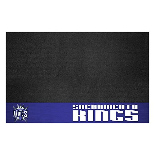 Fanmats NBA Sacramento Kings Grill Mat, Small by Fanmats