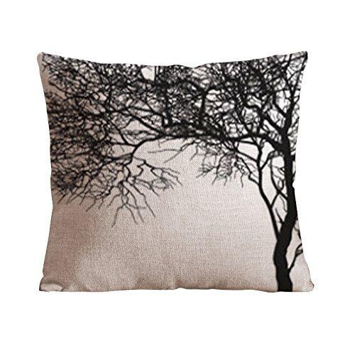 Beautiful Tree Pillow: Amazon.com SK49