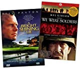 We Were Soldiers (wide screen) / A Bright Shining Lie [2 DVD]