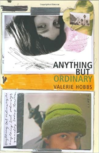 72b1d161ce7 Amazon.com  Anything But Ordinary (9780374303747)  Valerie Hobbs  Books
