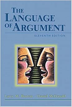 Book Language of Argument, The (11th Edition)