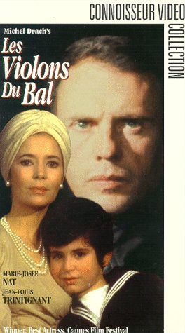 Les Violons Du Bal [Vhs]