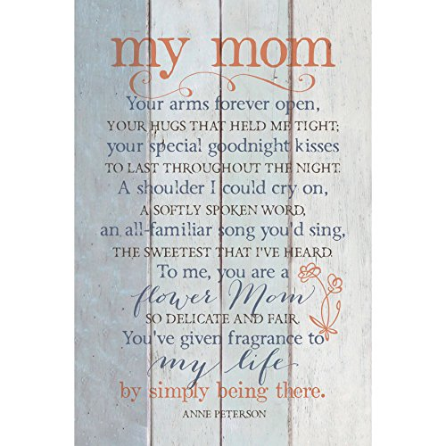 Dexsa My Mom Your Arms...New Horizons Wood Plaque with Easel