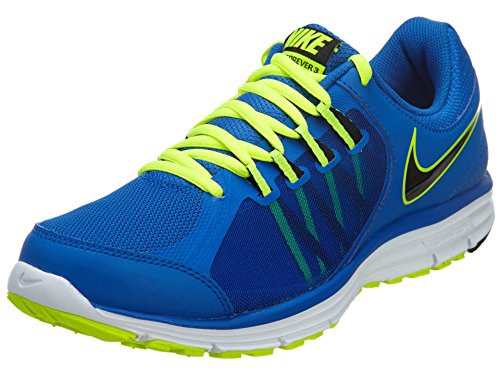 Nike Lunar Per Sempre 3 Msl Mens Iper Cobalto / Nero-bianco-volt