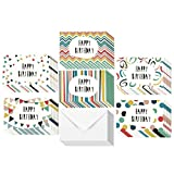 48 Pack Happy Birthday Greeting Cards, 6 Colorful - Best Reviews Guide